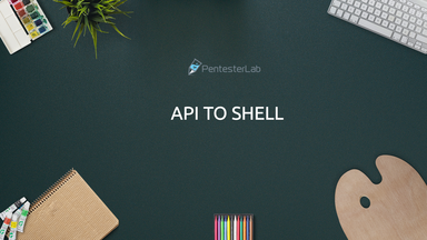 image for API to Shell
