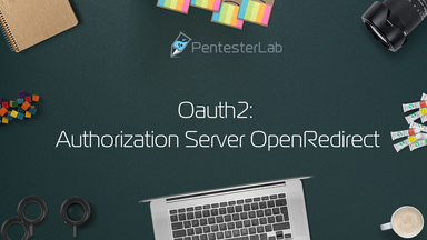 image for OAuth2: Authorization Server OpenRedirect