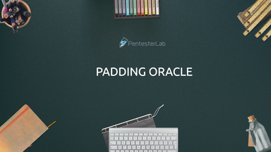 image for Padding Oracle