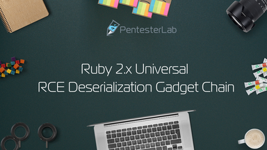 image for Ruby 2.x Universal RCE Deserialization Gadget Chain